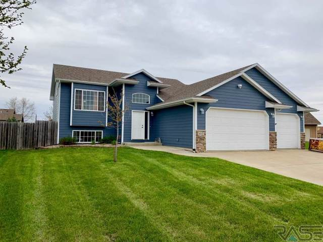 612 St Jerome St, Harrisburg, SD 57032 (MLS #21906217) :: Tyler Goff Group
