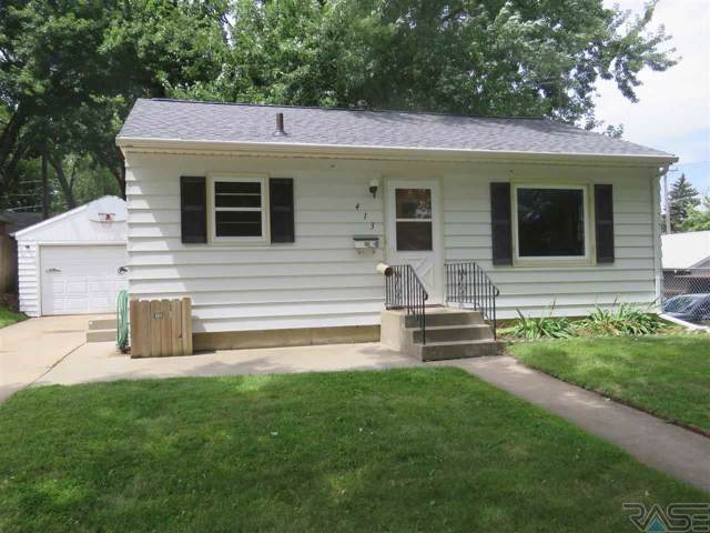 413 N Lewis Ave, Sioux Falls, SD 57103 (MLS #21906264) :: Tyler Goff Group