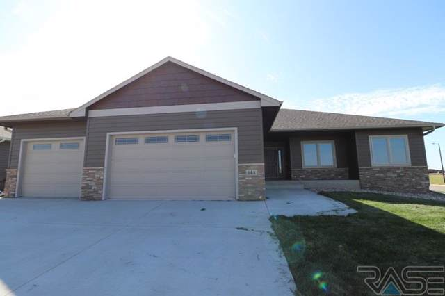 141 Liberty Cir, Harrisburg, SD 57032 (MLS #21906391) :: Tyler Goff Group