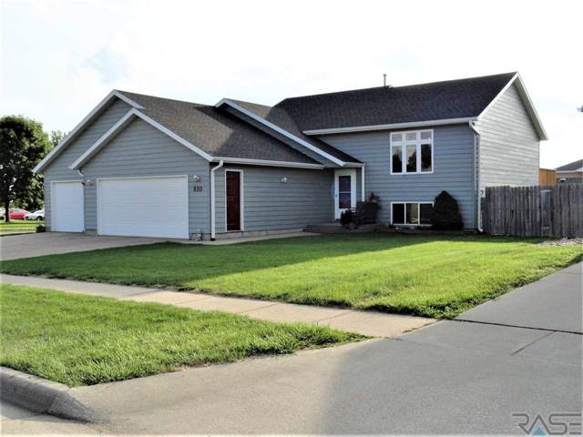 820 Cathy Dr, Tea, SD 57064 (MLS #21906409) :: Tyler Goff Group