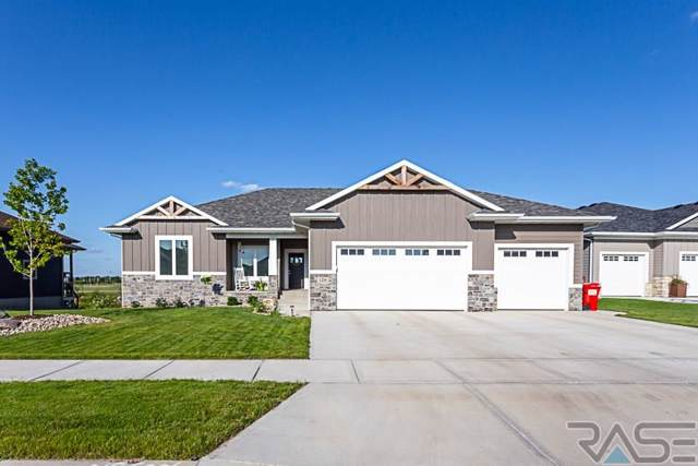 128 Liberty Cir, Harrisburg, SD 57032 (MLS #21906836) :: Tyler Goff Group