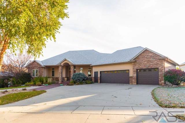 5716 S Prairie View Ct, Sioux Falls, SD 57108 (MLS #21906964) :: Tyler Goff Group