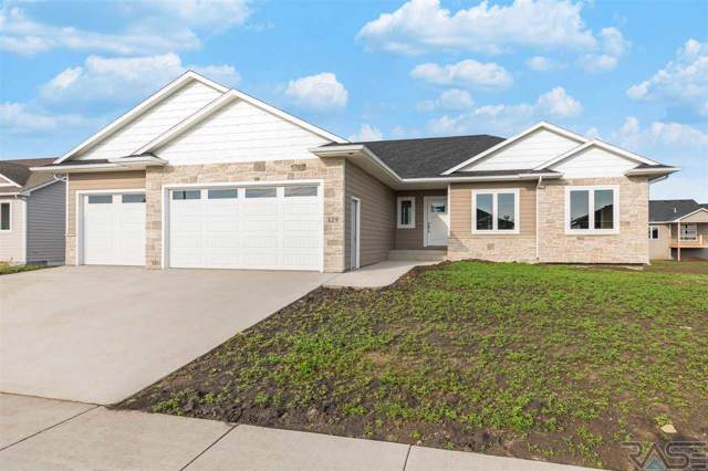 129 Liberty Cir, Harrisburg, SD 57032 (MLS #21907019) :: Tyler Goff Group