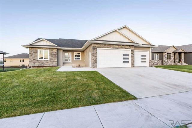 130 Bedrock Cir, Harrisburg, SD 57032 (MLS #21907020) :: Tyler Goff Group
