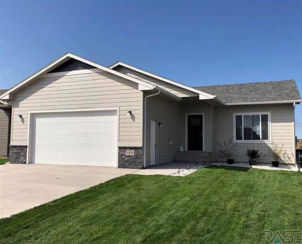 5409 S Whisper Cove Trl, Sioux Falls, SD 57108 (MLS #21907071) :: Tyler Goff Group