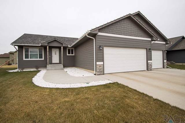 205 Ceylon Ave, Tea, SD 57064 (MLS #21907850) :: Tyler Goff Group