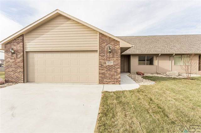 3530 W 91st Pl, Sioux Falls, SD 57108 (MLS #21907914) :: Tyler Goff Group