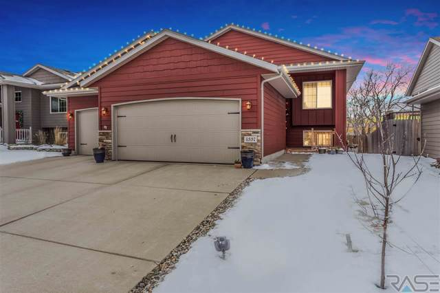 4337 S Tribbey Trl, Sioux Falls, SD 57106 (MLS #21908000) :: Tyler Goff Group