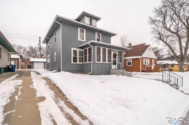 1507 S Norton Ave, Sioux Falls, SD 57105 (MLS #21908013) :: Tyler Goff Group