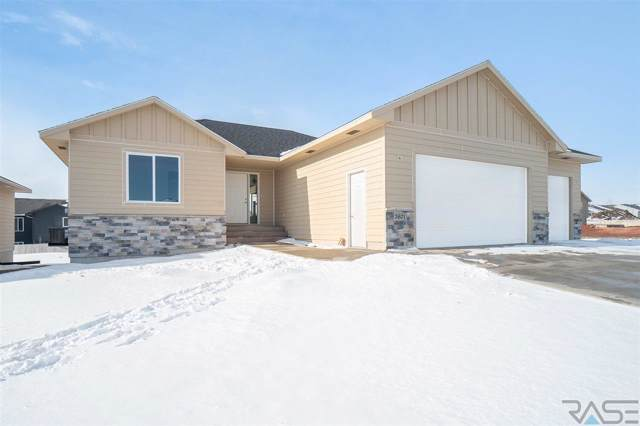 3801 S Infield St, Sioux Falls, SD 57110 (MLS #22000117) :: Tyler Goff Group