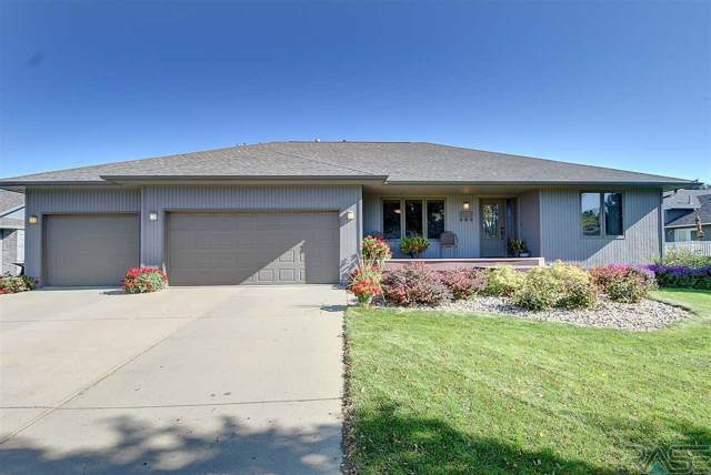 6204 W Thatcher Dr, Sioux Falls, SD 57106 (MLS #22000120) :: Tyler Goff Group