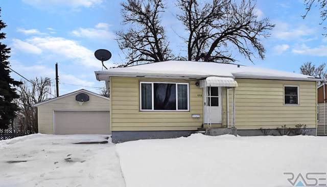 1713 W 39th St, Sioux Falls, SD 57105 (MLS #22000264) :: Tyler Goff Group