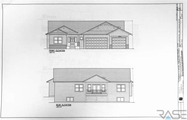 609 S Douglas Fir. Ave, Sioux Falls, SD 57110 (MLS #22000267) :: Tyler Goff Group