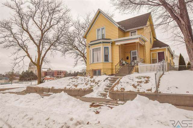 701 N Spring Ave, Sioux Falls, SD 57104 (MLS #22000269) :: Tyler Goff Group