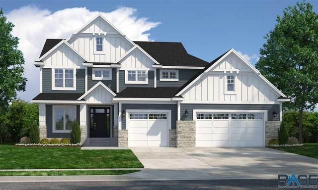 1205 S Scarlet Oak Trl, Sioux Falls, SD 57110 (MLS #22001008) :: Tyler Goff Group