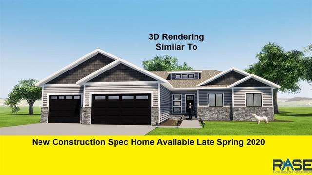 621 N Willow Creek Ave, Sioux Falls, SD 57110 (MLS #22001628) :: Tyler Goff Group