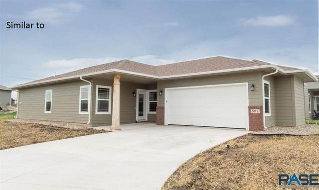 4909 E 64th St, Sioux Falls, SD 57108 (MLS #22001862) :: Tyler Goff Group