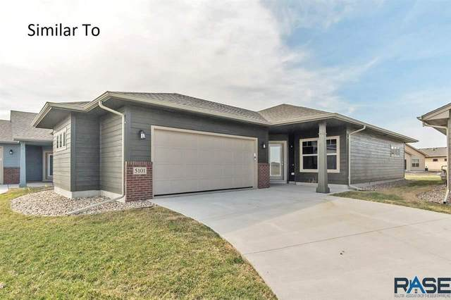 4905 E 64th St, Sioux Falls, SD 57108 (MLS #22001864) :: Tyler Goff Group