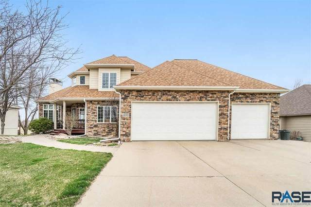 400 E St Andrews Dr, Sioux Falls, SD 57108 (MLS #22001880) :: Tyler Goff Group