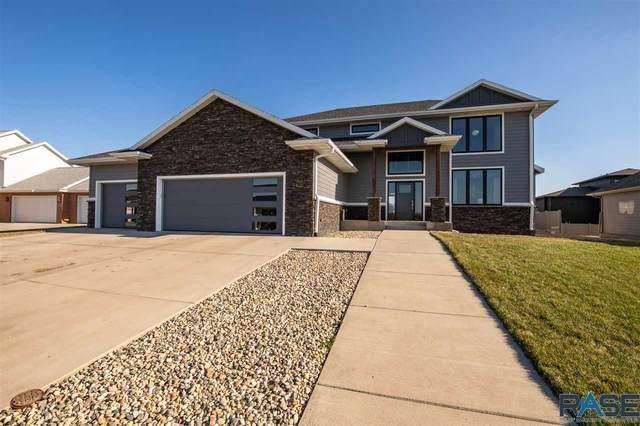 9405 W Lakeside Cir, Sioux Falls, SD 57107 (MLS #22002667) :: Tyler Goff Group