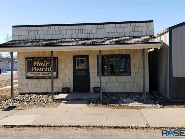 129 S Main St, Worthing, SD 57077 (MLS #22002997) :: Tyler Goff Group