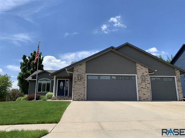3429 S Saguaro Ave, Sioux Falls, SD 57110 (MLS #22003078) :: Tyler Goff Group