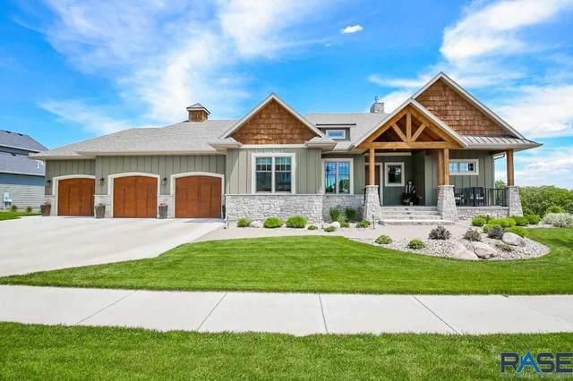 1204 S Scarlet Oak Trl, Sioux Falls, SD 57110 (MLS #22003082) :: Tyler Goff Group