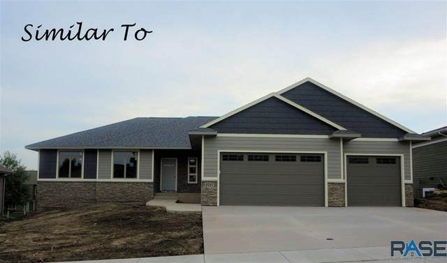 8606 E Palametto St, Sioux Falls, SD 57110 (MLS #22003085) :: Tyler Goff Group