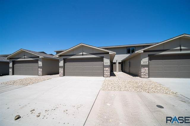 6604 W 6th Pl, Sioux Falls, SD 57107 (MLS #22003193) :: Tyler Goff Group