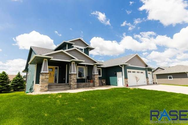 525 Meadow St, Baltic, SD 57003 (MLS #22003431) :: Tyler Goff Group