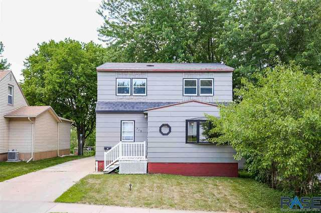 719 N Wayland Ave, Sioux Falls, SD 57103 (MLS #22003452) :: Tyler Goff Group