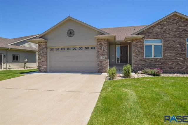 5408 S Durham Ave, Sioux Falls, SD 57108 (MLS #22003557) :: Tyler Goff Group