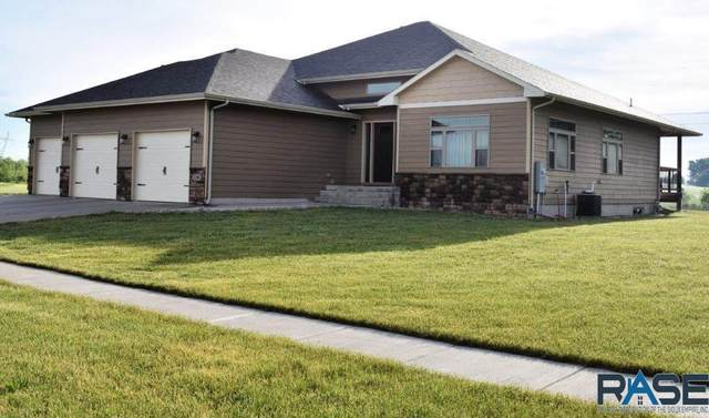516 S Sunshine Ave, Brandon, SD 57005 (MLS #22003675) :: Tyler Goff Group