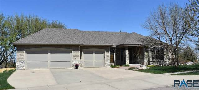 1316 W Wicklow Ct, Sioux Falls, SD 57108 (MLS #22003691) :: Tyler Goff Group
