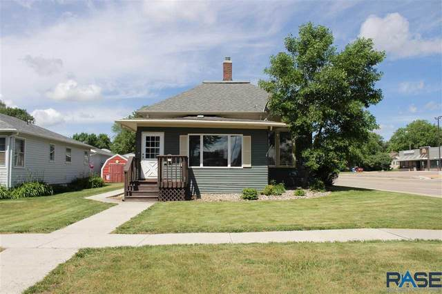 219 N Blanche Ave, Madison, SD 57042 (MLS #22003698) :: Tyler Goff Group