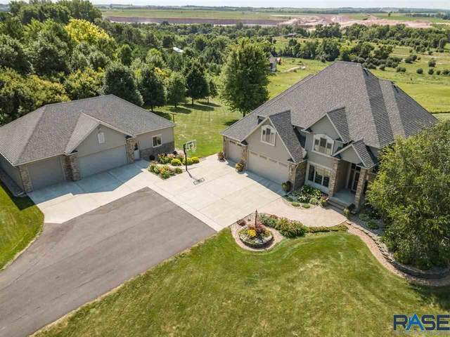809 W 3rd St, Dell Rapids, SD 57022 (MLS #22003782) :: Tyler Goff Group