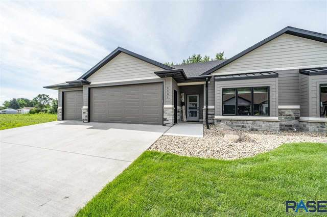 5501 W 38th Pl, Sioux Falls, SD 57106 (MLS #22004017) :: Tyler Goff Group