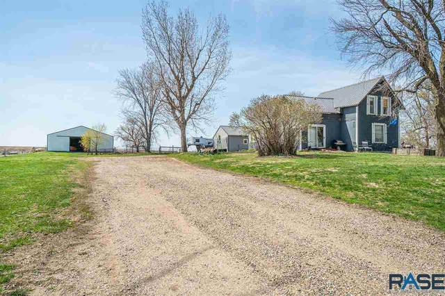 25257 464th Ave, Hartford, SD 57033 (MLS #22004071) :: Tyler Goff Group