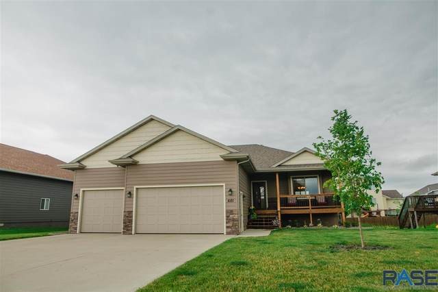601 Taylor Dr, Tea, SD 57064 (MLS #22004106) :: Tyler Goff Group
