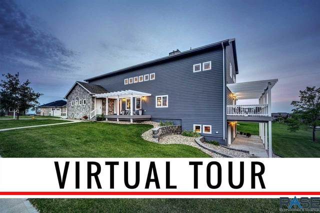 5109 E 49th St, Sioux Falls, SD 57105 (MLS #22004124) :: Tyler Goff Group