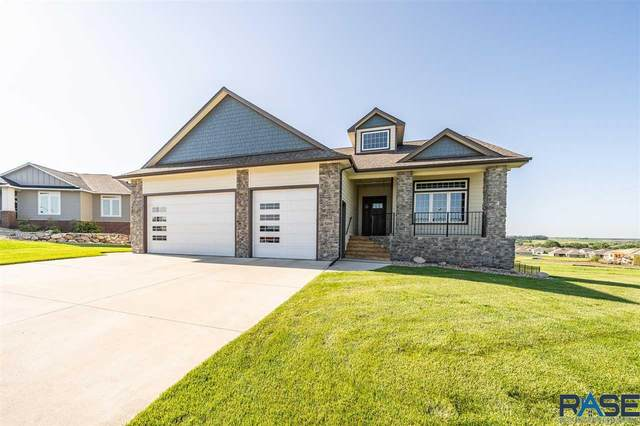 8209 E Water Wood St, Sioux Falls, SD 57110 (MLS #22004148) :: Tyler Goff Group