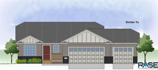 210 Creekside Ave, Harrisburg, SD 57032 (MLS #22004162) :: Tyler Goff Group