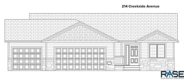 214 Creekside Ave, Harrisburg, SD 57032 (MLS #22004165) :: Tyler Goff Group