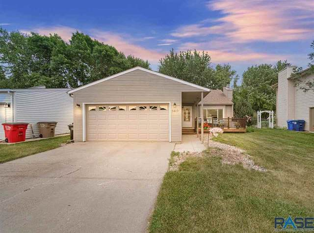 5413 W Chelsea Dr W W, Sioux Falls, SD 57106 (MLS #22004178) :: Tyler Goff Group