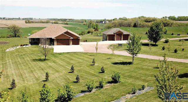 48458 264th St, Valley Springs, SD 57068 (MLS #22004250) :: Tyler Goff Group