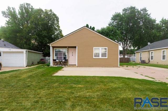 716 S Kiwanis Ave, Sioux Falls, SD 57104 (MLS #22004405) :: Tyler Goff Group
