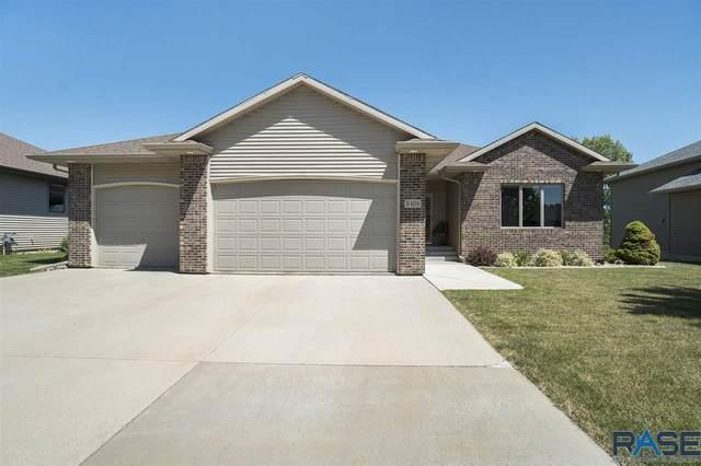 3408 N Galaxy Ln, Sioux Falls, SD 57107 (MLS #22004436) :: Tyler Goff Group