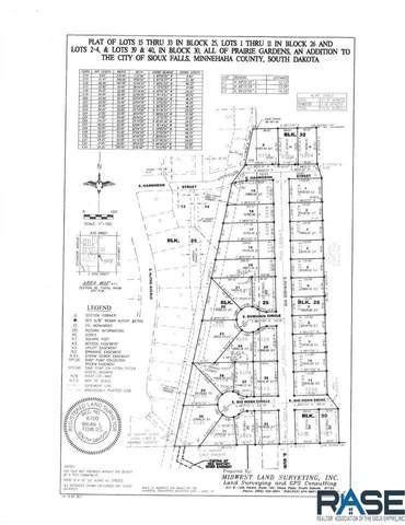 5100 E Big Horn Cir, Sioux Falls, SD 57110 (MLS #22004448) :: Tyler Goff Group