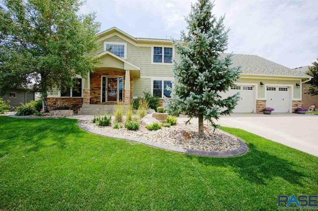 3017 W Cinnamon St, Sioux Falls, SD 57108 (MLS #22004482) :: Tyler Goff Group