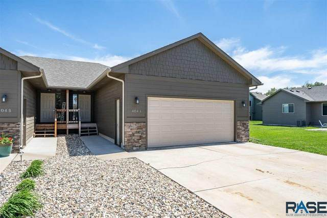 404 Macey Ave A, Harrisburg, SD 57032 (MLS #22004486) :: Tyler Goff Group